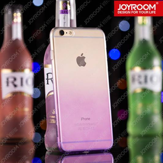 JOYROOM cocktail cell phone for iphone6 mobile protective case