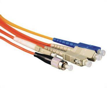 Fiber Optical Patch Cord Duplex MM