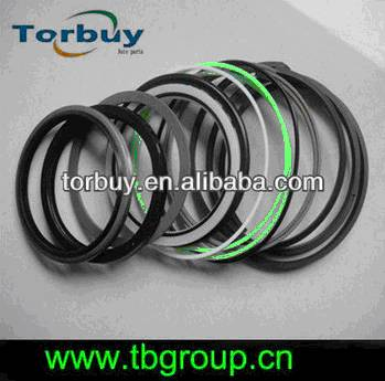 Hydraulic seals for machine