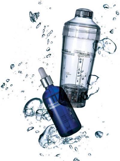 ALKALINE REDUCED WATER IONIZER