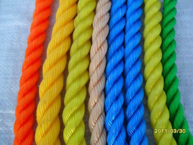 3-strand pe rope