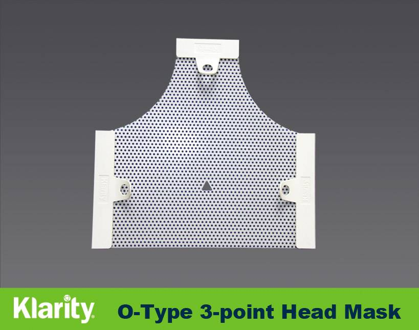 Sell Orfit Type Masks 3-point Thermoplastic Masks