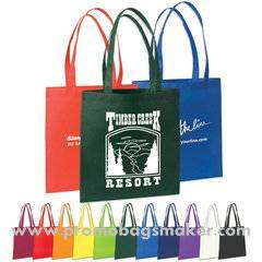 Promotional Non-Woven Value Tote Bag - 13.5w x 14.5h