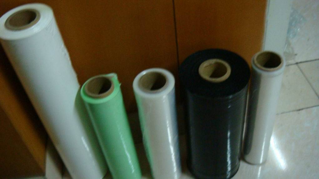 offer PE film, LLDPE stretch film