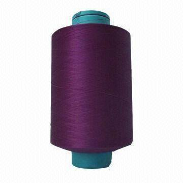 Sell Dope Dyed Micro polypropylene Yarn DTY 75D/72F-144F