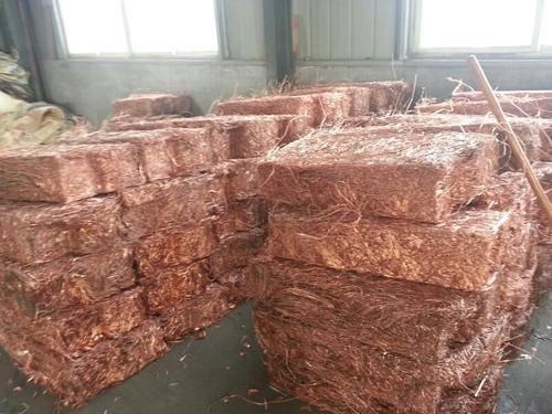 Buying Copper Wire Scrap(99.9%min)