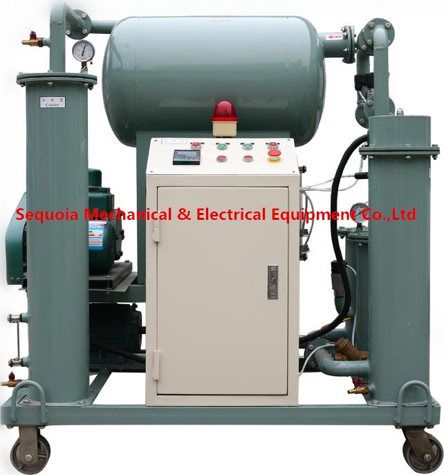 insulating oil treatment machine