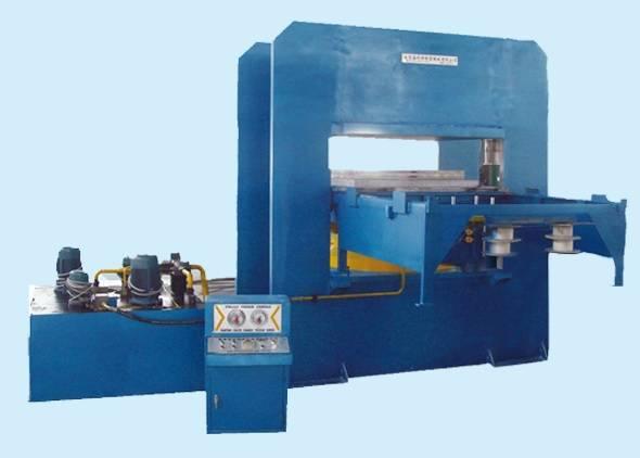 Teflon PTFE Sheet machine Hydraulic press line