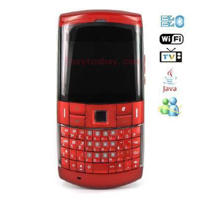 Sell JC96 Quad band ,PAL, NTSC, SECAM TV,Bluetooth 2.0,Wifi,GPRS Blacberry Bar Mobile