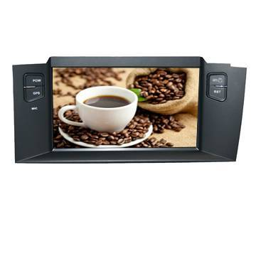 Android 4.1 touch screen car dvd player Special for Citroen C4 L Wholesale
