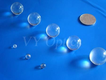 Optical off-the-shelf dia.1.8mm optical spherical ball lens/sphere