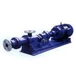1-1B Series single screw pump/slurry pump/pulp pump