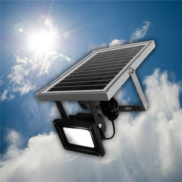 Solar Powered Panel LED Street Light Sensor Lighting Outdoor Path Wall Emergency Lamp Security Spot