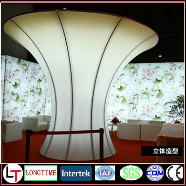 China High Quality Mirror Film PVC Stretch Ceiling Film
