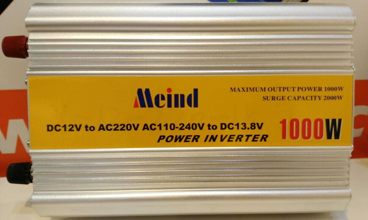 Meind 800W/1000W/1500W/2000W/2500W/3000W with battery charge power inverter