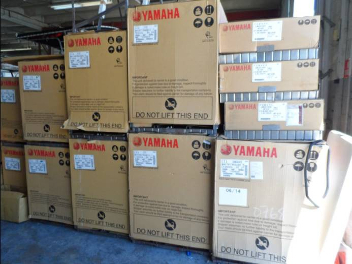 Yamaha Outboard Motor with big discounts and free shipping