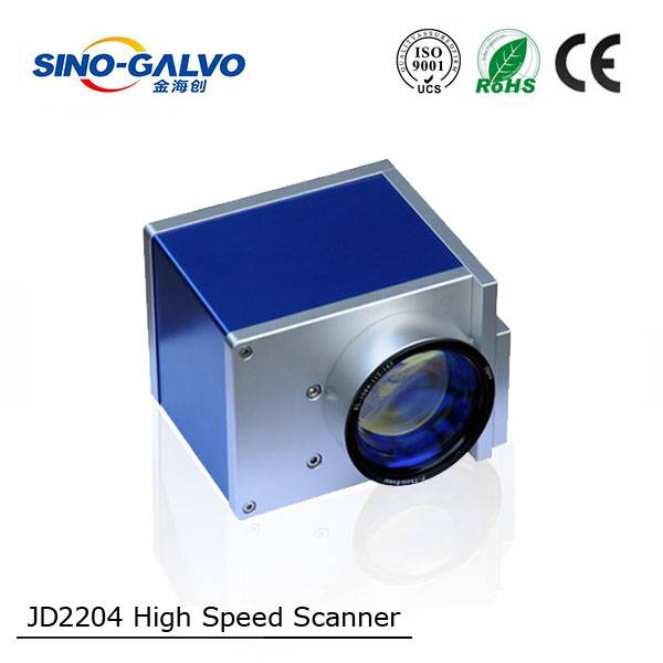 CE Approved JD2204 Small Size Galvanometer