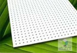 mgo perforated panel