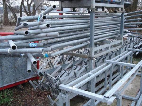 modular scaffolding RUX VARIANT used scaffold
