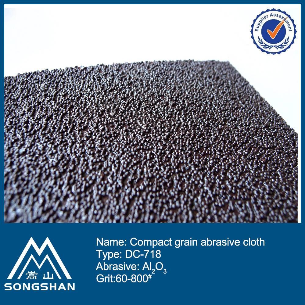 compact grain jumbo roll 1.37M100meter Compact grain abrasive cloth