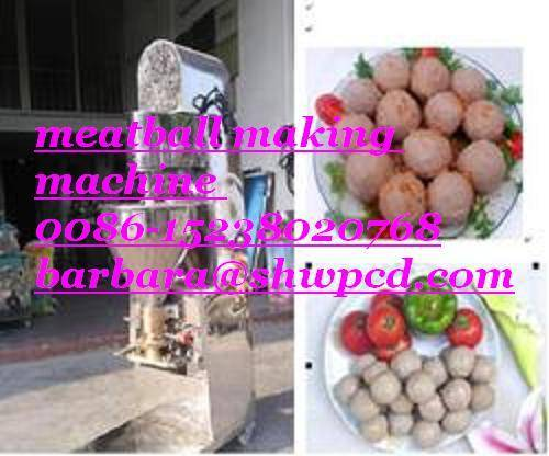 meat balls making machine 0086-15238020768