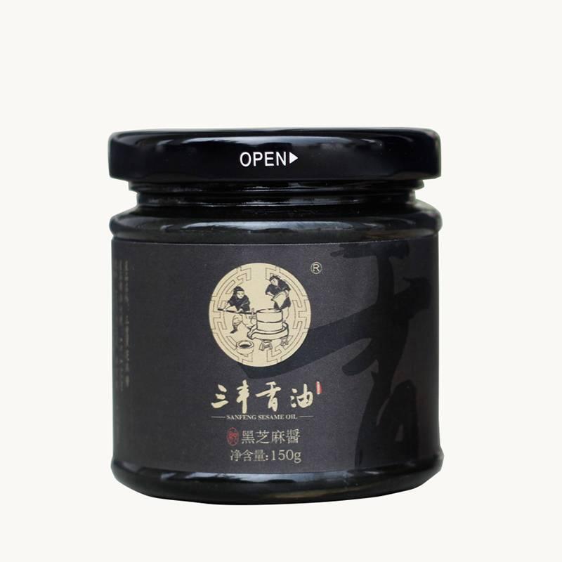 150g black sesame seed paste