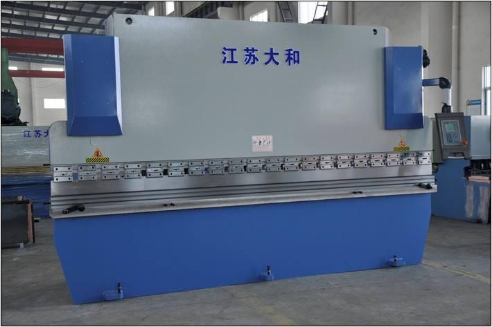 hydraulic press brake WC67Y-40T/2000
