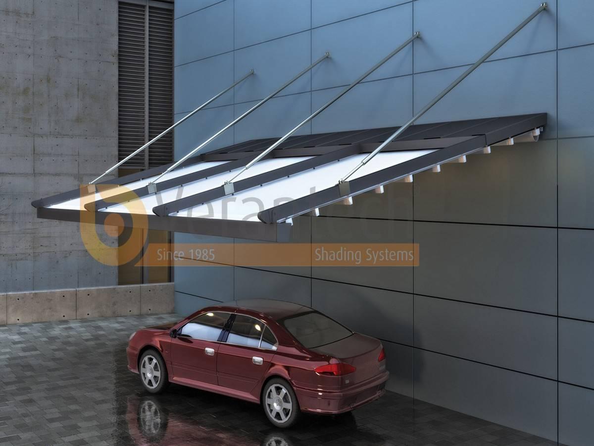 All Seasons Carpark Aluminium Pergola