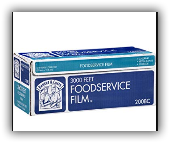 Plastic Food Wrap (food Grades Plastic Film) Buyer & Importer