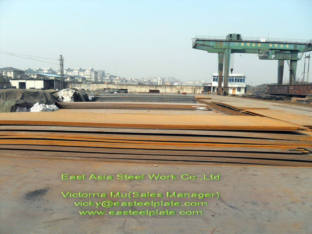 Offer:Steel Grade ABS/AH40,ABS/DH40,ABS/EH40,ABS/FH40 steel plate for shipbuilding