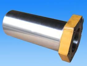 komatsu bulldozer D155A-1 recoil spring recoil cylinder