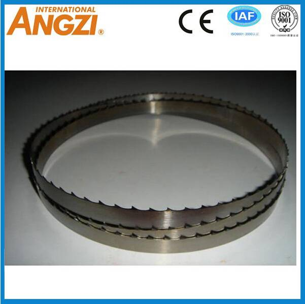 M42 Bi-Metal High Point and High Precision rubber cutting blade