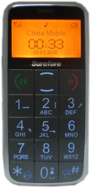 senior phone S180