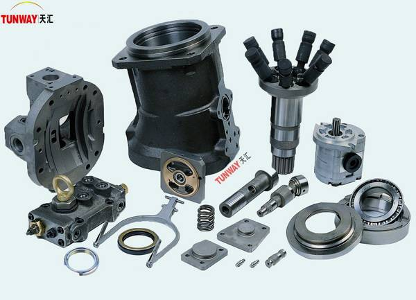 HITACHI hydraulic excavator parts