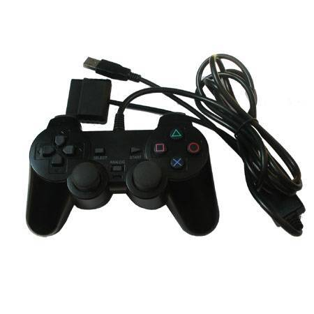 ps2 wired controller with IC