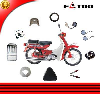 Motorcycle parts for Cub Bike110/CUB100/V80/CY80/CD70/AX100/110CC Motorbike Spare Parts