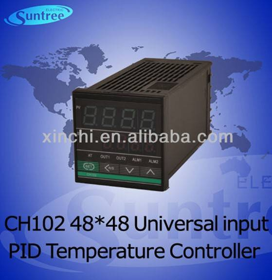 CH102 4848 universal input, Analog,relay,SSR Output PID temperature controller