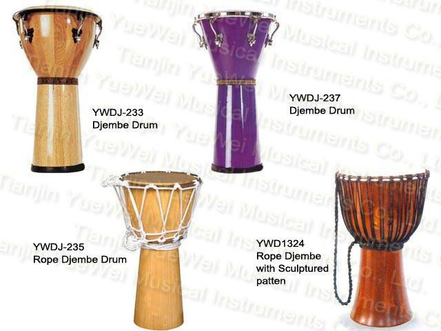 Djembe percussion