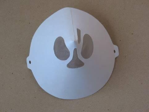 paper paint strainer