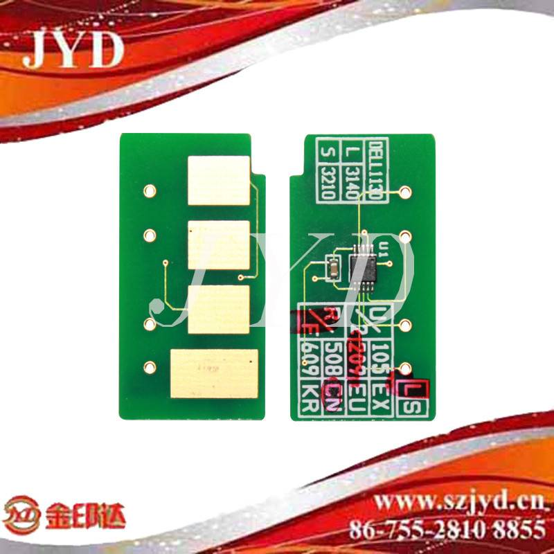 Compatible ZHD105 toner chip for Sam 1910/1911/1915/2525/2580/2581/SCX4623/4600/4601/4606/4728/CF650