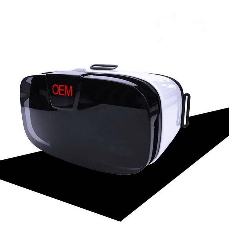 3D virtual reality headsets