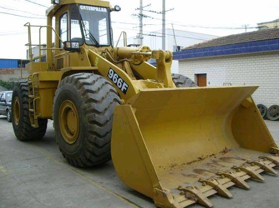 Used CAT Wheel Loader 966F