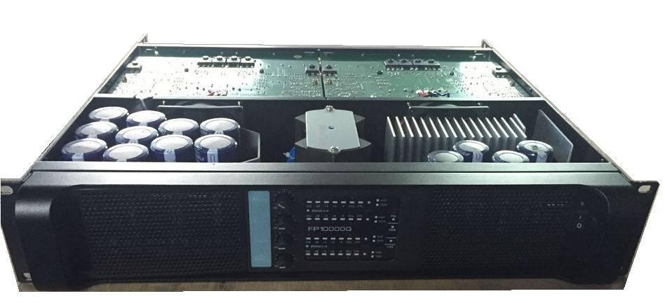 Class TD 4 CH 4 2000W Audio Amplifier