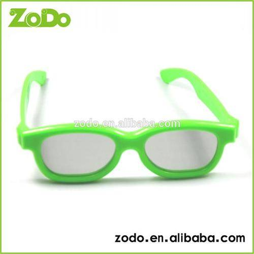 3d glasses circular polarized
