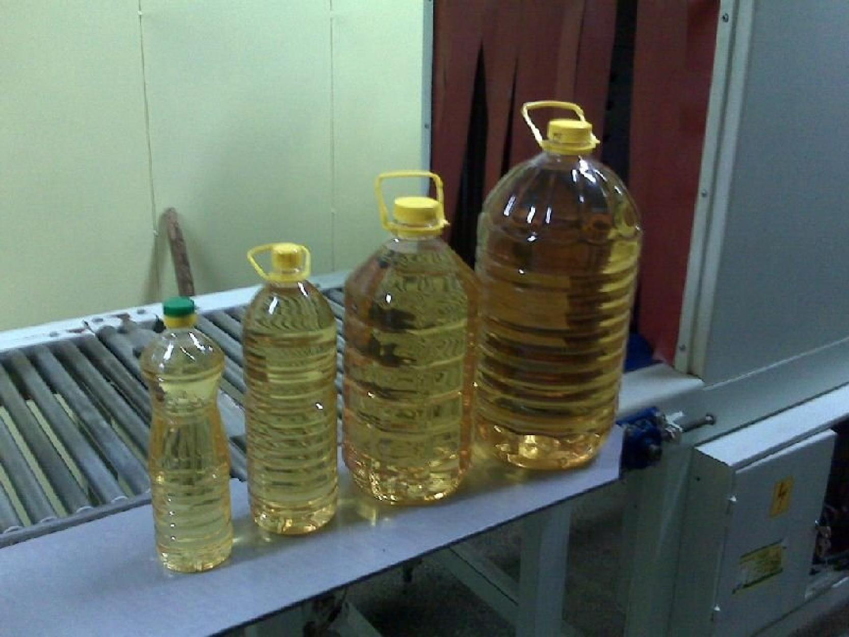 Corn oil for export
