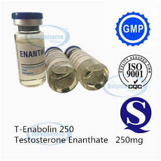 Testosterone Enanthate 250mg/ml, Oil base