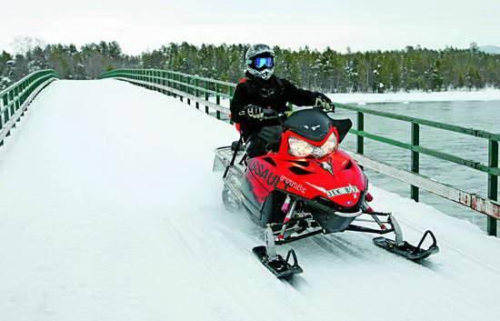 150cc--250cc snowmobile Rubber Track