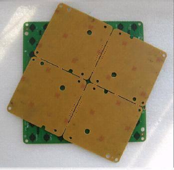 XPC/FR-1 Single sided PCB