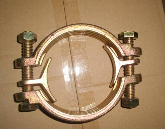 Double bolts hose clamp/SL clamp