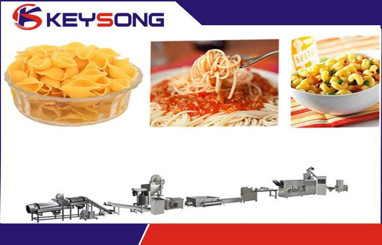 Hot Sale Italy Pasta Macaroni Processing Machinery